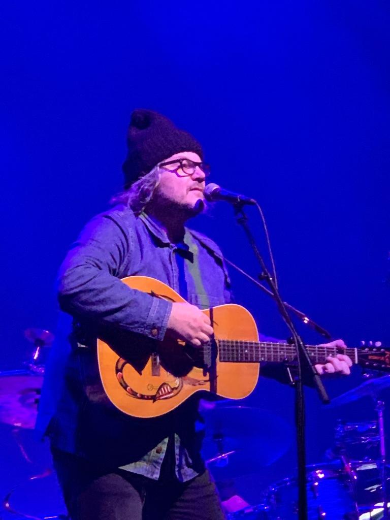 Wilco's frontman Jeff Tweedy